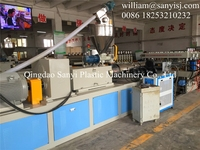 PVC/WPC template/furniture/decoration/advertising/kitchen/bathroom crust foamed board/sheet making machine/extrusion line