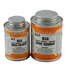 Grey Cpvc Solvent Cement/Pressure CPVC Pipe Cement/Glue