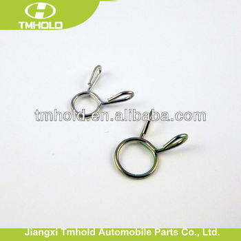 best single ring drop wire clamp without screw