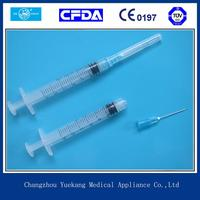 new products disposable syringe surgical instruments Syringe plastic syringe import china products