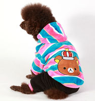 pet winter clothes/ new design dog apparel/pet clothes for rabbits