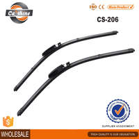 Factory Wholesale Free Shipping Car Front Flat Windshield Wiper Blade For Mercedes W209