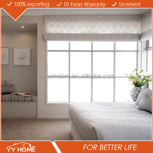 YY Home double glass aluminum small size fixed windows
