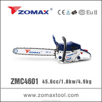 alibaba website 45.6cc ZMC4601 1.8kw carburetor adjustment trimmer for good Quality oregon gasoline big chain saws