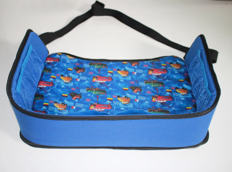 Kids Play Tray -Perfect Activity Tray or Car Seat Tray - Ideal Organizer Tray, Lap Desk