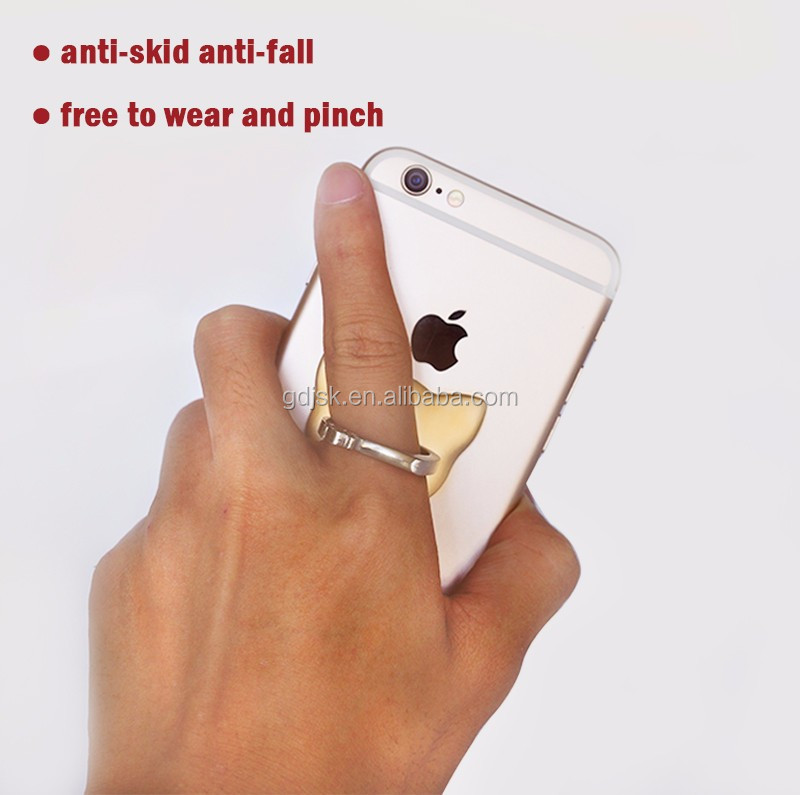 ELICE-MT Cat Head Phone ring/mobile phone accesorise