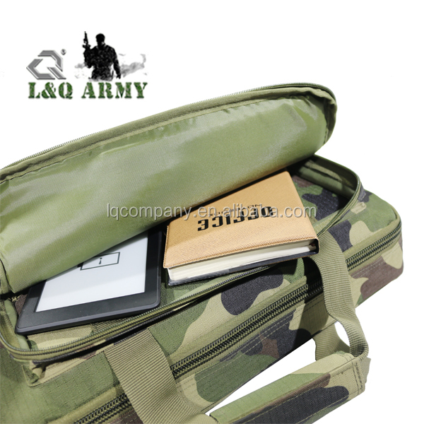 Outdoor Multi-Purpose Briefcase Tactical Tool Laptop Bag
