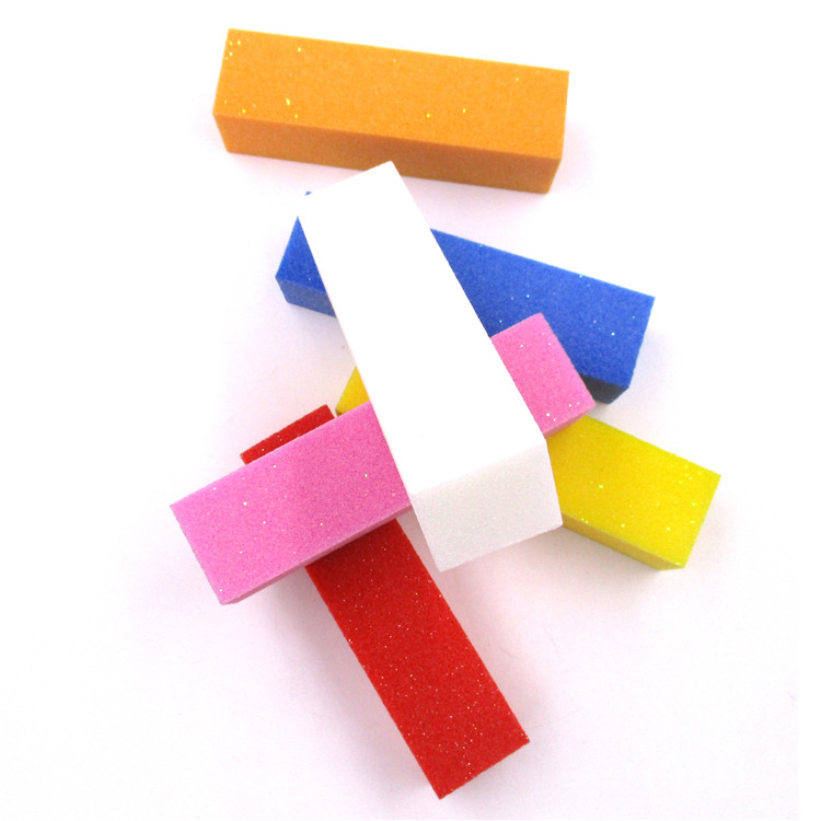 Mini nail file sanding block beauty care tools company