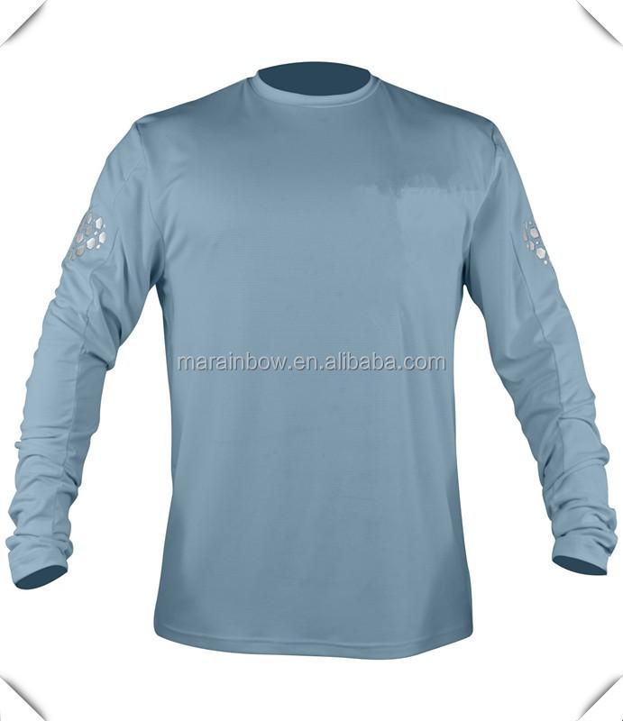 Mens long sleeve fishing shirt upf50 outdoor performance for Polyester fishing shirts