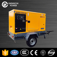 ZCDL-V114 and 104kw 50kva genset