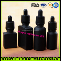 e cig liquid dropper bottle manufacturer 10ml 15ml 30ml ejuice bottles Childproof&mper Evident dropper bottle pipette