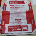 Wholesale and cheap portland pp woven 50kg cement bag