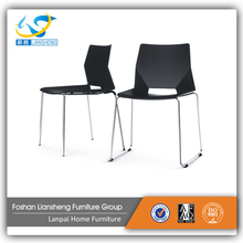 Modern PP indoor and outdoor chair for classroom office restaurant and home