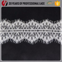 Polyamide Thin Garment Eyelash Liturgical Lace Trim