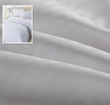 50% cotton 50% polyester satin weave bedding fabric for star hotel