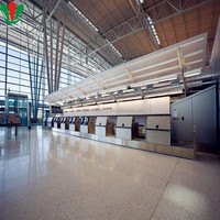 Airport furniture/airport airline counter
