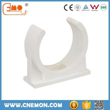 Electrical Conduit Bar Saddle PVC Pipe Clips Fitting