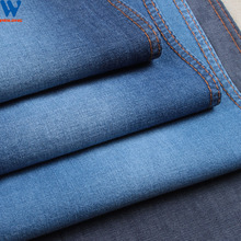 Light weight cotton spandex stretch denim fabric