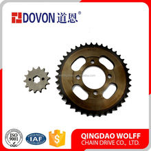 Aluminum Motorcycle Parts Sprocket For Honda Wave 125