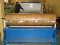 woodworking Veneer vacuum membrane press machine