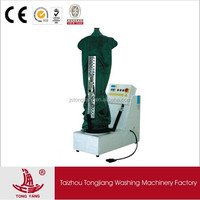 Industrial Machine For Shirts/ steam blowing iron machine/ shirts ironing machine