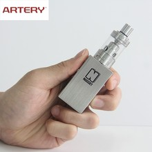 Artery Vapor Nugget Box Mod and Gold Rush Kit from Alibaba supplier