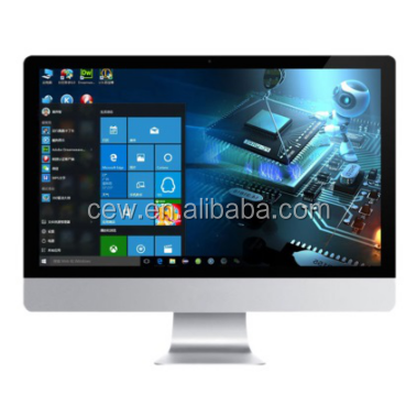 MeeGoPad cheap 18.5-inch AIO desktop intel quad core win10 all in one desktop <strong>computer</strong> with WIFI BT 4.0