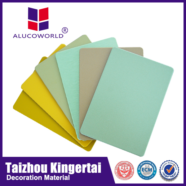 Alucoworld marble acp panels Aluminum Composite Panel acp sound insulation curtain wall walls panels for exterior curtain