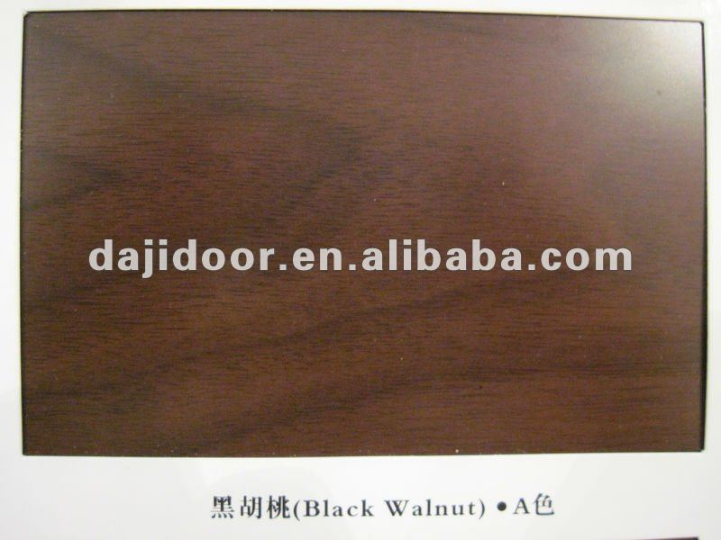 Special Style Wood Glass Doors Design For Washing Room DJ-S5702
