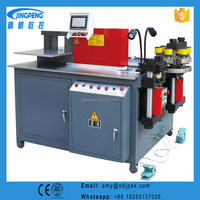busbar cutting punching bending machine double decker cnc hydraulic copper busbar processing equipment