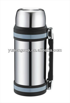 stainless steel vacuum thermos water bottle 1.2L