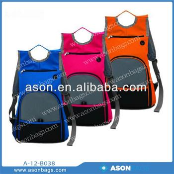2014 Hot Kids Sports School Backpack Bag