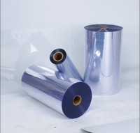 Blister PVC rigid film for pharmaceutical packaging