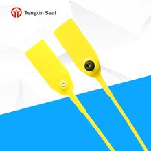 pull tight tamper proof plastic security seals for tote boxes
