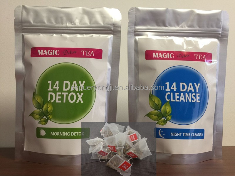 Custom Service 14 Day Detox Slimming Flower Tea Mix Herbal Tea Private Label Serivce