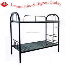 Manufacture School Furniture Dormitory Student Steel Double Bed