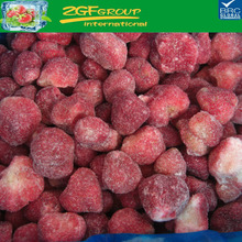 hot sale IQF delicious bulk frozen strawberries in good quality in carton