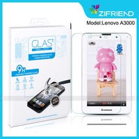 0.33mm Premiun Tempered Glass Screen protector for Lenovo A3000,Factory Price