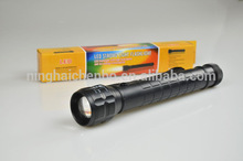 High Quality Led Flashlight Working Torch D Battery