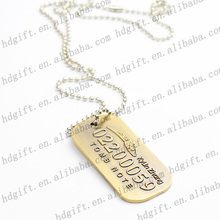 Tomb Note ID Name Plate Metal Tag Custom Blank Dog Tag