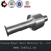 High Quality Carbon Steel Forging Shaft Blank