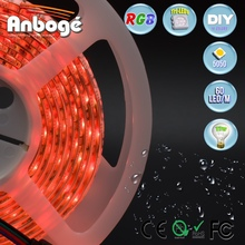 12v Rgb Strip Light Flexible Led Strip 5050 Waterproof 5050 SMD