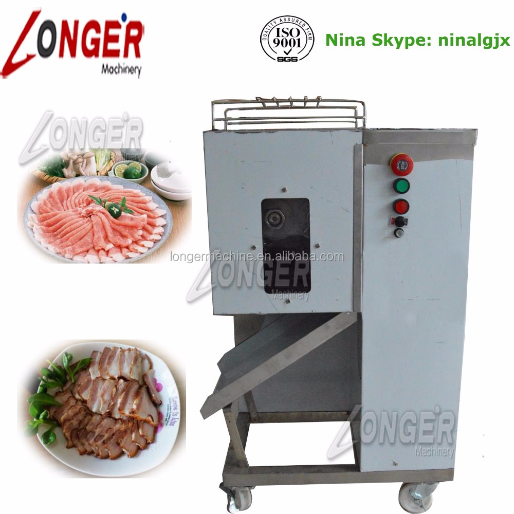 Commercial Cooked Chicken Meat Cube Cutter Machine Meat Cube Cutting Machine