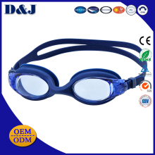 Best Seller Anti-fog Corrective Silicone Swim Goggles From China Wholesalers