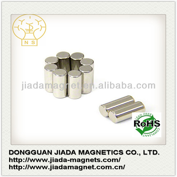 Customized cheap strong thin small disc Neodymium Magnet