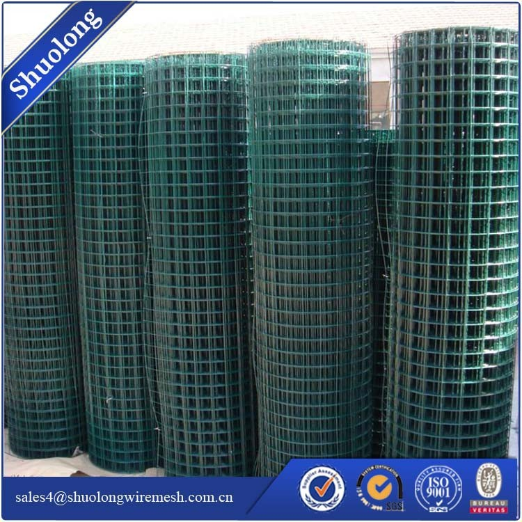 Attention Please ! Heavy Gauge PVC Coated Welded Wire Mesh