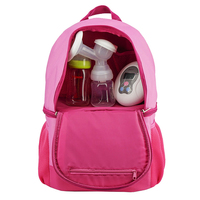 Wholesale insulated mother baby food bottle breast milk cooler bag for sale