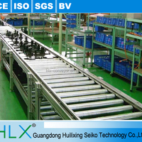 Chinese Manufacturer Loading Pvc Roller Conveyor