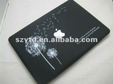2012 hot sell PC laptop case for apple macbook air/pro 13'