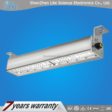 LED linear high bay light, hot sale is Europe and America, 7 years warranty